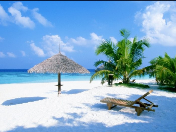 Your imagination of paradise's beach? We'll it might match this awesome sight! This is Seaside Beach