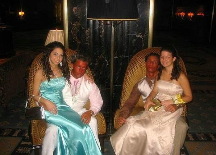 Awkward Prom Photos Camo