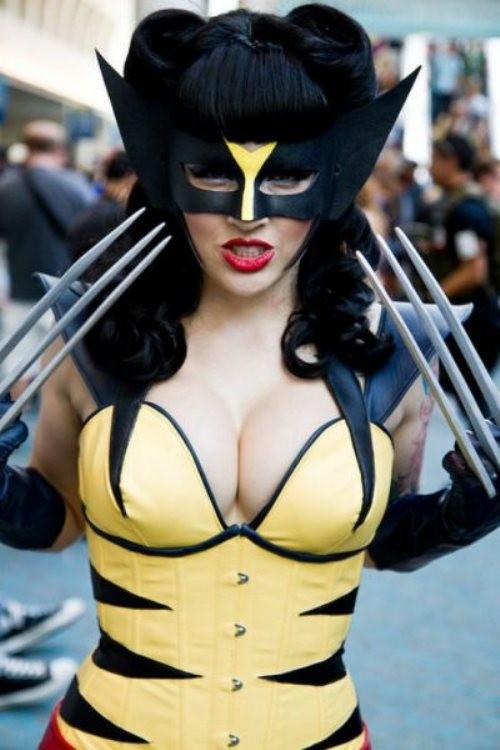 Sexy Wolverine