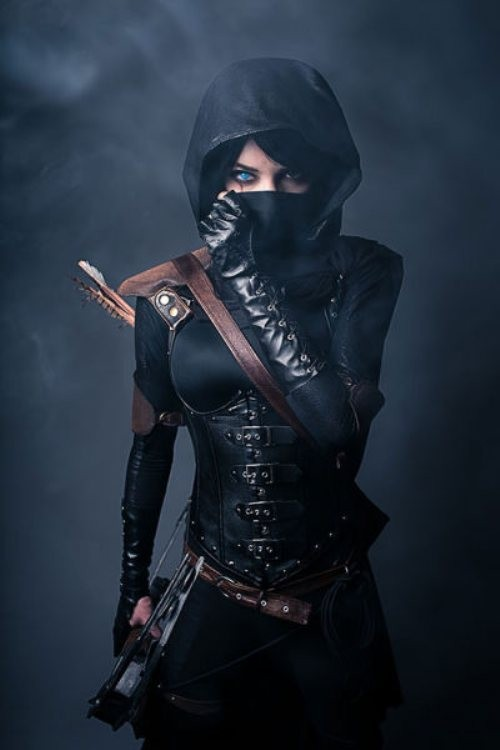 Thief cosplay
