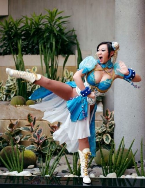 Chun Li - Street Fighter