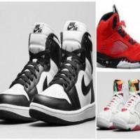 Nike's Air Jordan Designs You May Never Forget