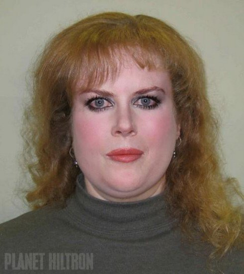 Nicole Kidman as a practicing physician.