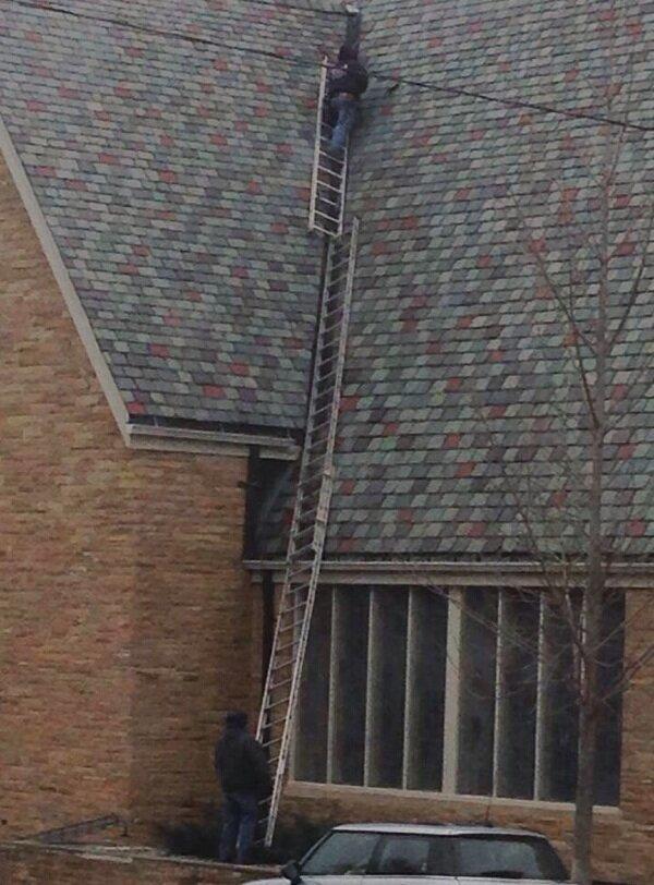 Esta é um truque Ladder?
