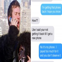 Check Out This Guy's Genius Plan to Get His Phone Back from His Ex-Girlfriend