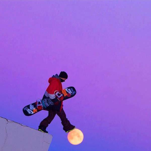 Moon Walk!