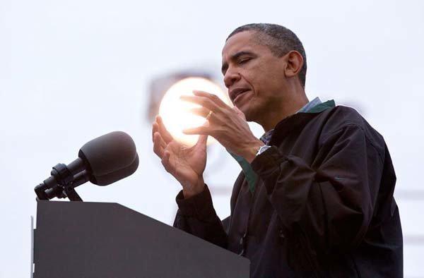 Eu disse que o Presidente tem poderes !!