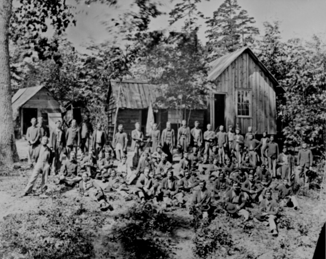 the negative effect of the civil war in america The passage of the wilmot proviso, which prevented the introduction of slavery  into lands acquired after the mexican-american war, further polarized northern.