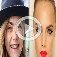 12 Shocking Photos of Supermodels Without Makeup