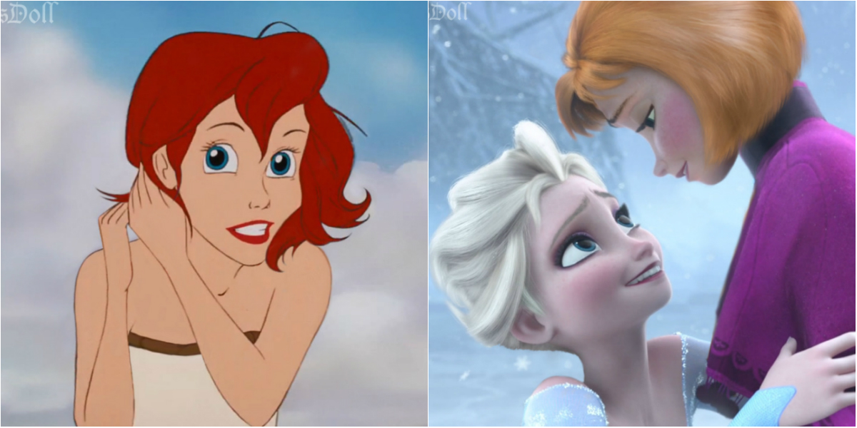 Disney prince celebrity look alikes