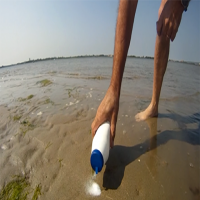 Watch How This Guy Captures an Amazing Razor Clam