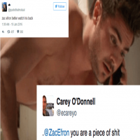 Have You Seen Zac Efron's Cringeworthy MLK Day Post?