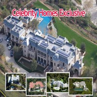 The Most Ridiculous Mansions of Famous Celebrities