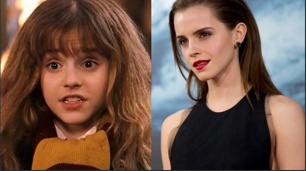 Você já viu Emma Watson (Hermione Granger) ultimamente?  Ela é absolutamente lindo.