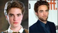 Todas as meninas adoram Robert Pattinson, que interpretou Cedric Diggory em Harry Potter.