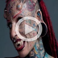 13 People With The Most Disturbing Body Modification