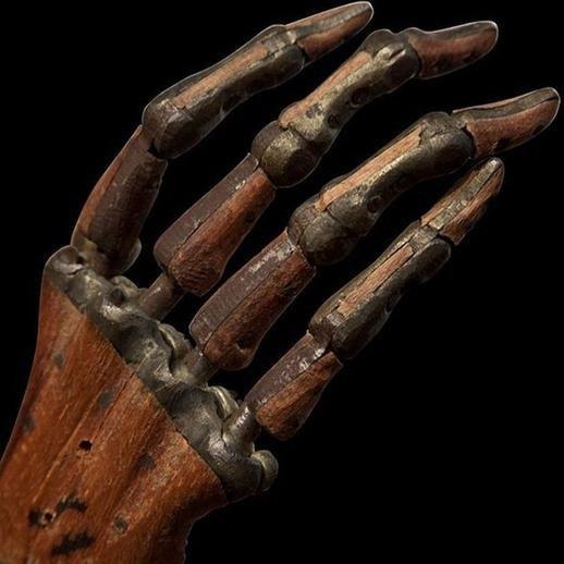 Pinocchio's Hand!