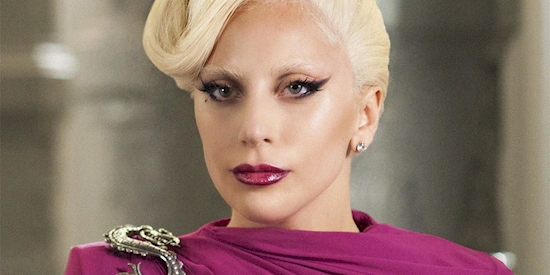 She had an acting role on 'American Horror Story: Hotel' and she won a Golden Globe.