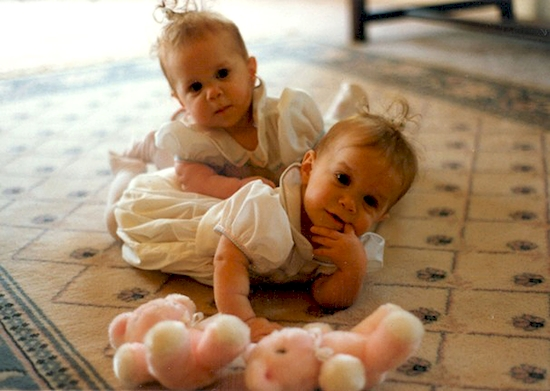In 1987 the twins were cast as Michelle Tanner on the sitcom Full House on ABC.